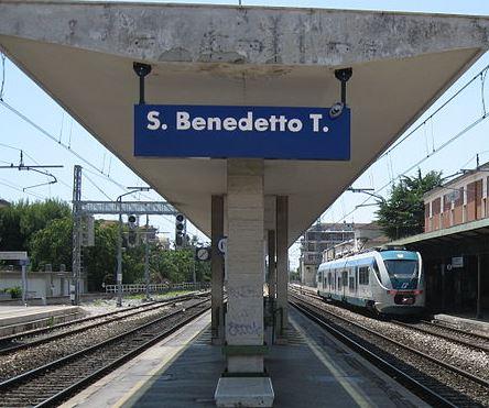Stazione Treni e autobus San Benedetto del Tronto
